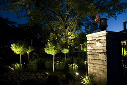 flood lights outdoor lighting landscape.