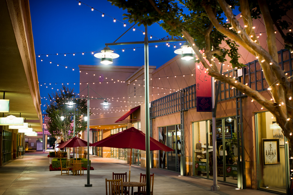 year round commercial lighting texas