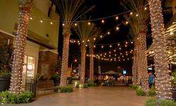 shopping outdoor lighting
