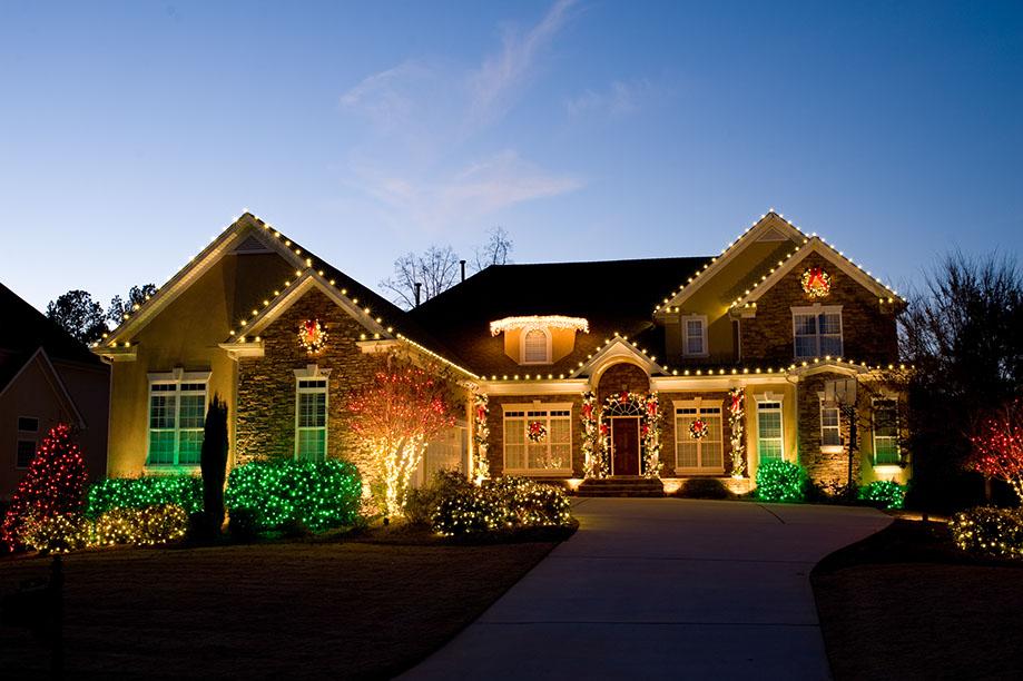 christmas decor by gga holoday lighting