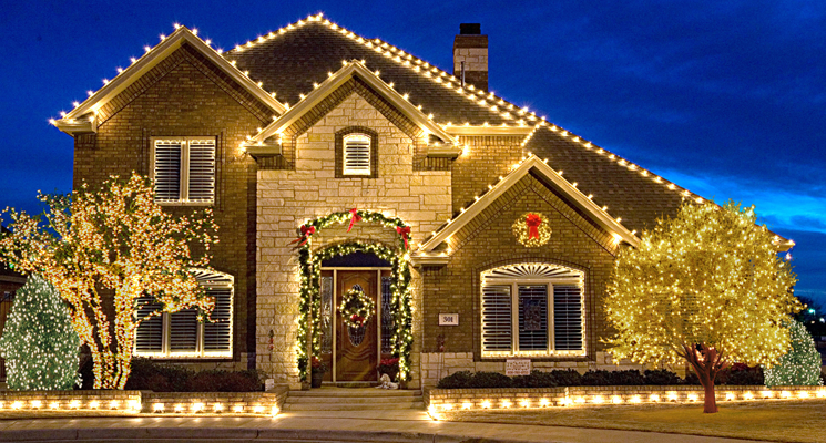 professional holiday lighting waco texas