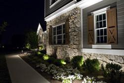 uplighting landscape lights