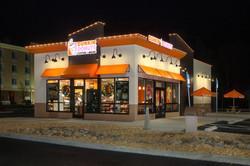 dunkin donuts commercial lighting gga te