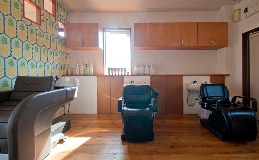大分県中津市中殿町の美容室ヘアサロンリノアロハ