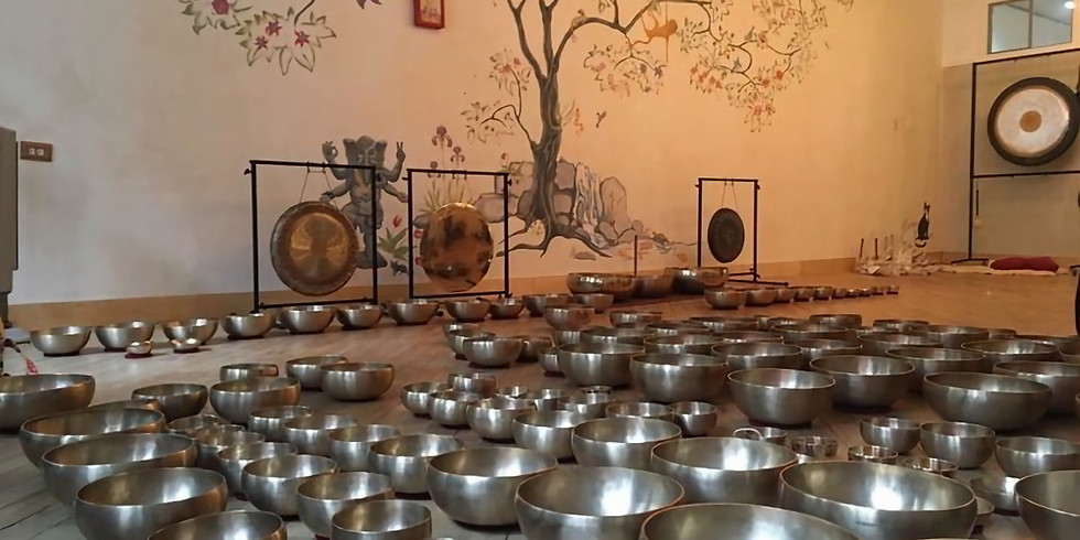 Self-Care Using Therapeutic Singing Bowls