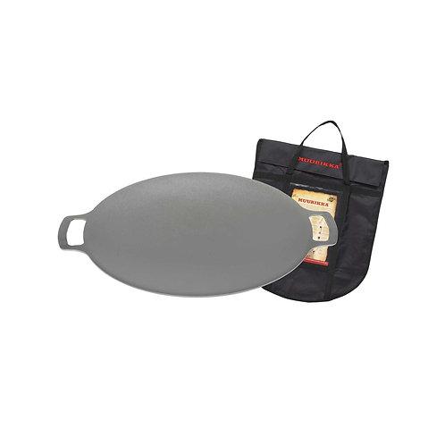 Muurikka 38cm Griddle Pan met beschermtas