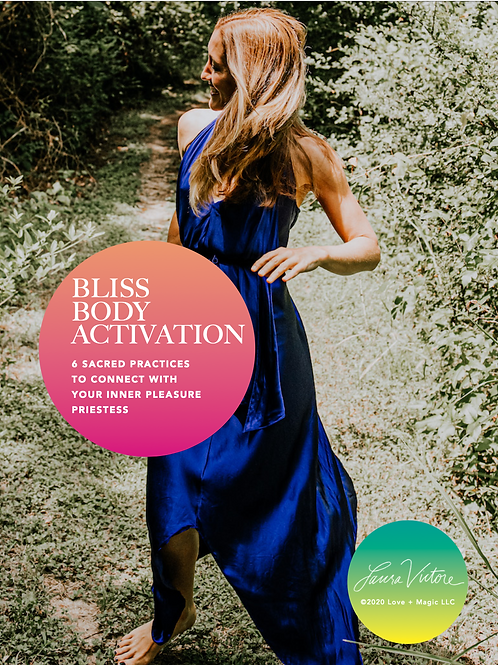 Bliss Body Activation Guide
