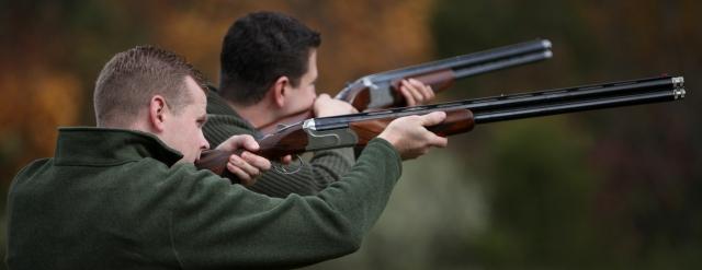 Two-over-under-shotguns