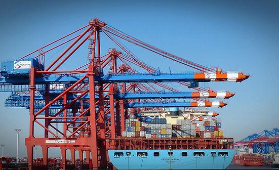 Construction Crane Operation