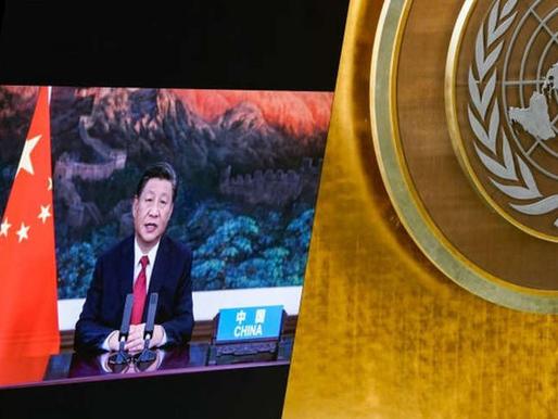 A decisão do presidente da China que pode afetar todo o planeta