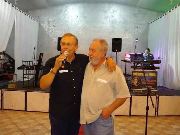 Daércio Neto e Herivelto Gelli