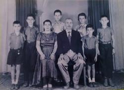 Família Tenório - Manoel Tenório Manço e
