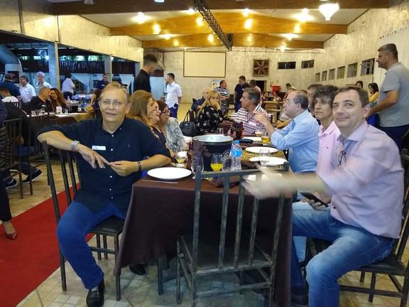 Daércio Neto, Márcio Manoel, Laércio Sevilha e Genildo dos Santos