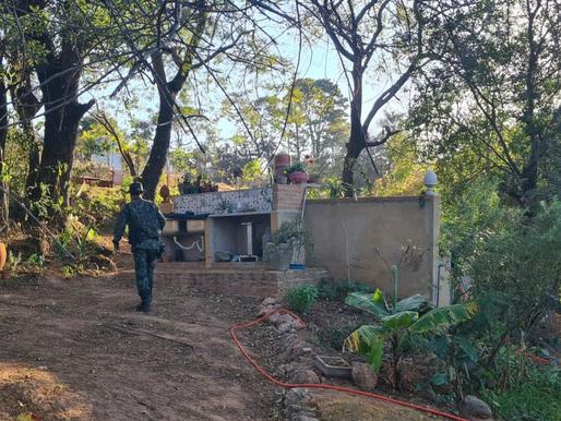 Ambiental aplica multa de mais R$ 10 mil em chácara