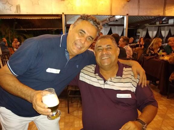 Davi Mendes e Isaque Ferreira