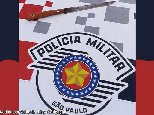 Policiais Militares de Bastos agem rápido e evitam tragédia familiar