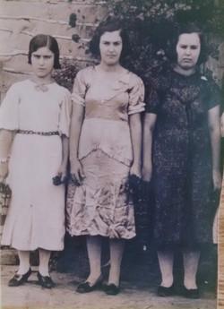 Ana Pollo, Maria e Joana Gasquez