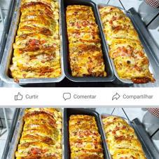 Baguete recheada