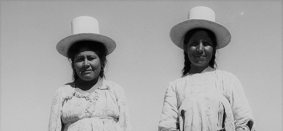 Cholitas cochabambinas