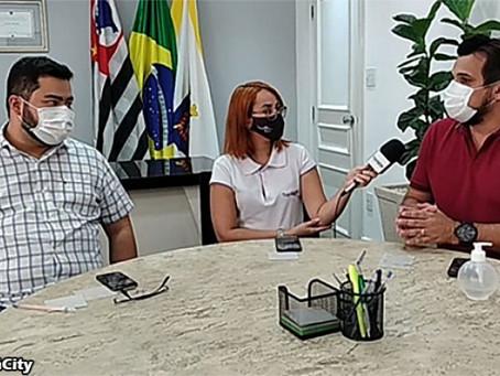 Por enquanto, Prefeito e Vice-prefeito de Tupã descartam lockdown e focam na fiscalização e multas