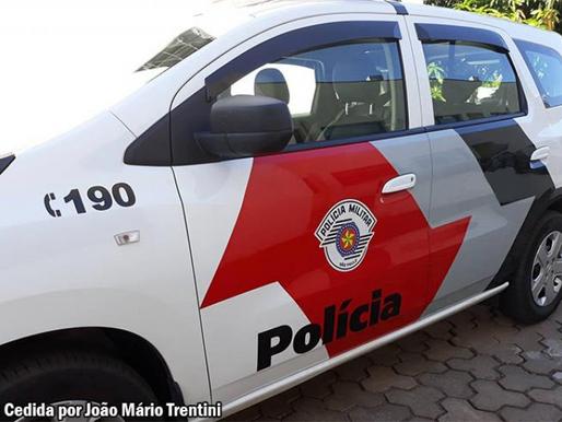 Veículo furtado em Tupã é localizado abandonado em Osvaldo Cruz