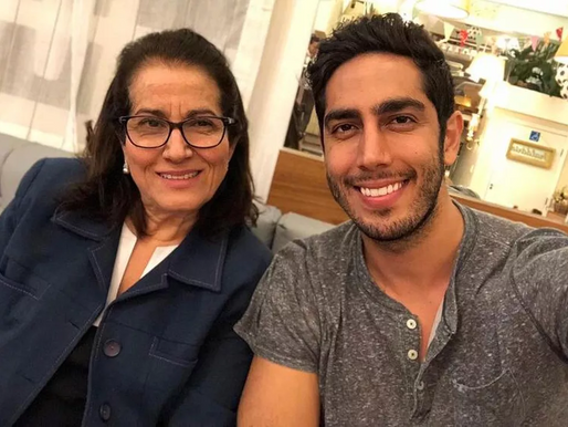 Mãe de humorista Jonathan Nemer completa 5 meses de internação após Covid: 'Luta longa e dolorida'