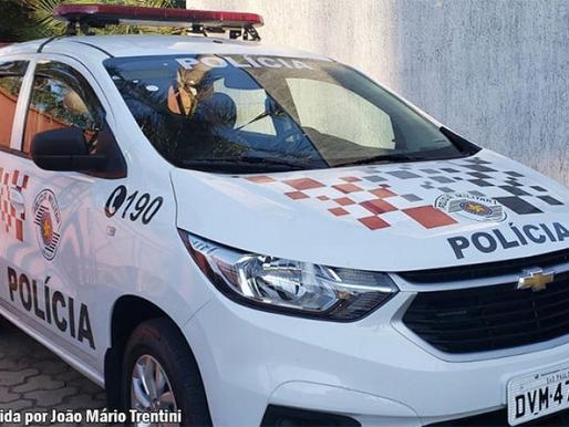 PM prende indivíduo acusado de agredir esposa em Tupã