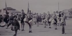 Desfile de 7 de setembro em 1952 - Av