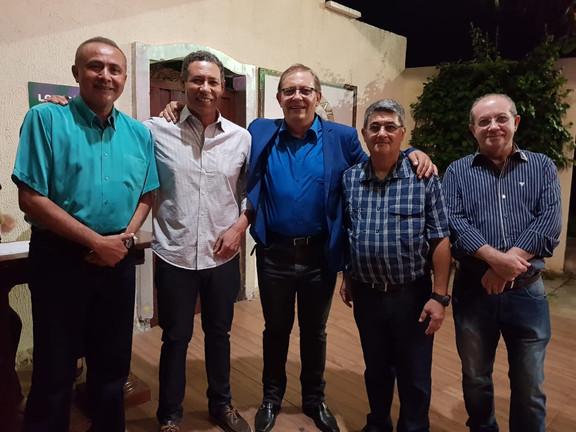 Capitão Neves, Cledi, dfaercio, Jirão e Genildo