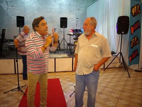 José Carlos Hernandes e Herivelto Gelli