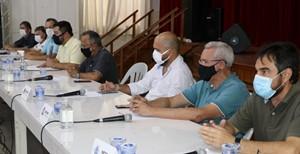 Munícipios vão adotar lockdown regional por 4 dias