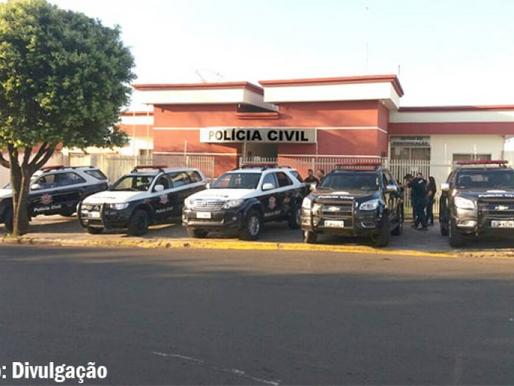 Cinco pessoas são presas em operação da Polícia Civil de Bastos