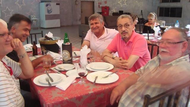 Machadinho, Vanderlei Silva, ?, Marcelo Pereira e Mauro Deavance