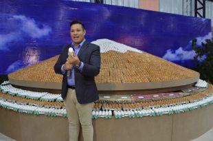 Produtores de Bastos fazem petição em favor do ovo