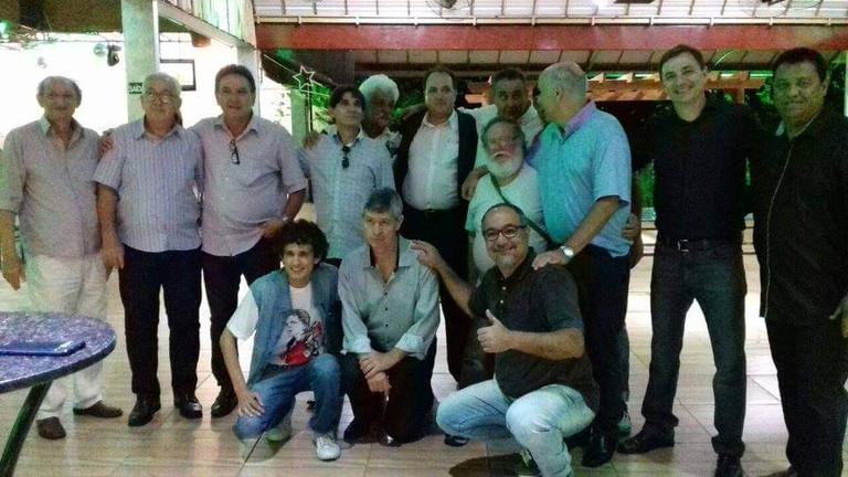 Magrão, Bonassa, Gonzales, Fuzo, Rangel, Antonio Carlos, Machadinho, Marcelo, Dernival, MM