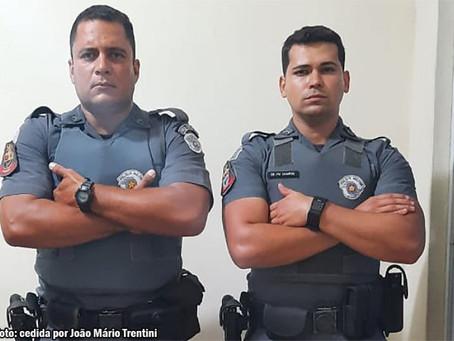 Menor é apreendido pela Polícia Militar de Queiroz por ato Infracional de homicídio