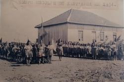 Primeiro Grupo escolar início dos anos 30