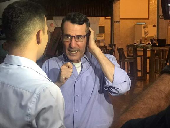 Aranaldo Duram em Entrevista ao SBT