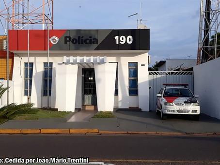 Policiais Militares de Quintana salvam homem que ameaçava pular de pontilhão