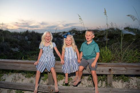 Children Beach Portrait session