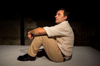 Stéphane VALENSI-Pièce de théatre Le square -mise en scène Gérard ELBAZ