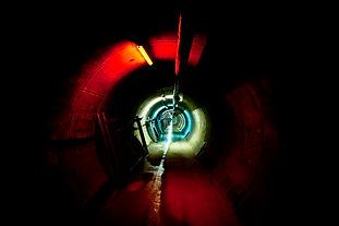 tunnel porte de Bagnolet_CPCU