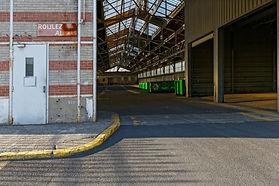 Fermeture garage st Ouen-Propreté ville de Paris-Patricia quentin-