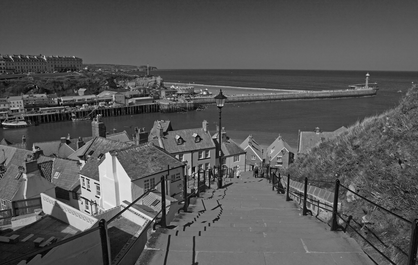 Whitby, Brian Wastell .