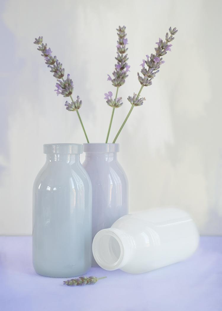 Lavender trios, June Ross