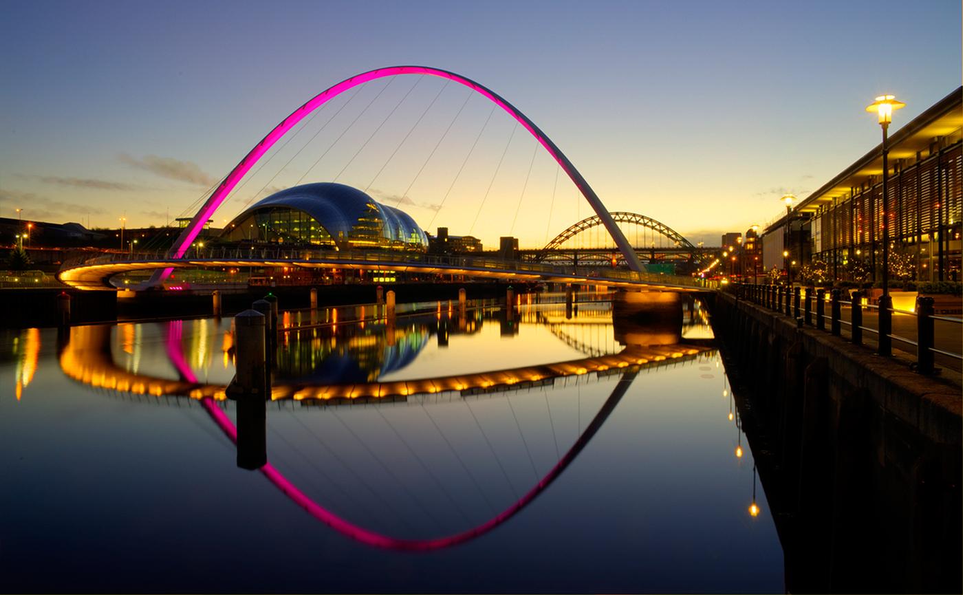On The Tyne, David Atkinson