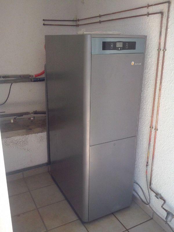 Domusa Oil Boiler