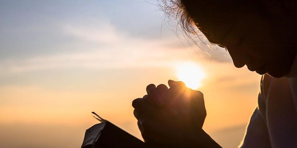 Gebed - Sondag Klas