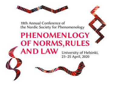 NoSP conference banner.