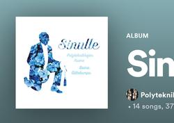 Sinulle album (2015)